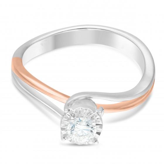 Diamond Ladies Ring GW00973