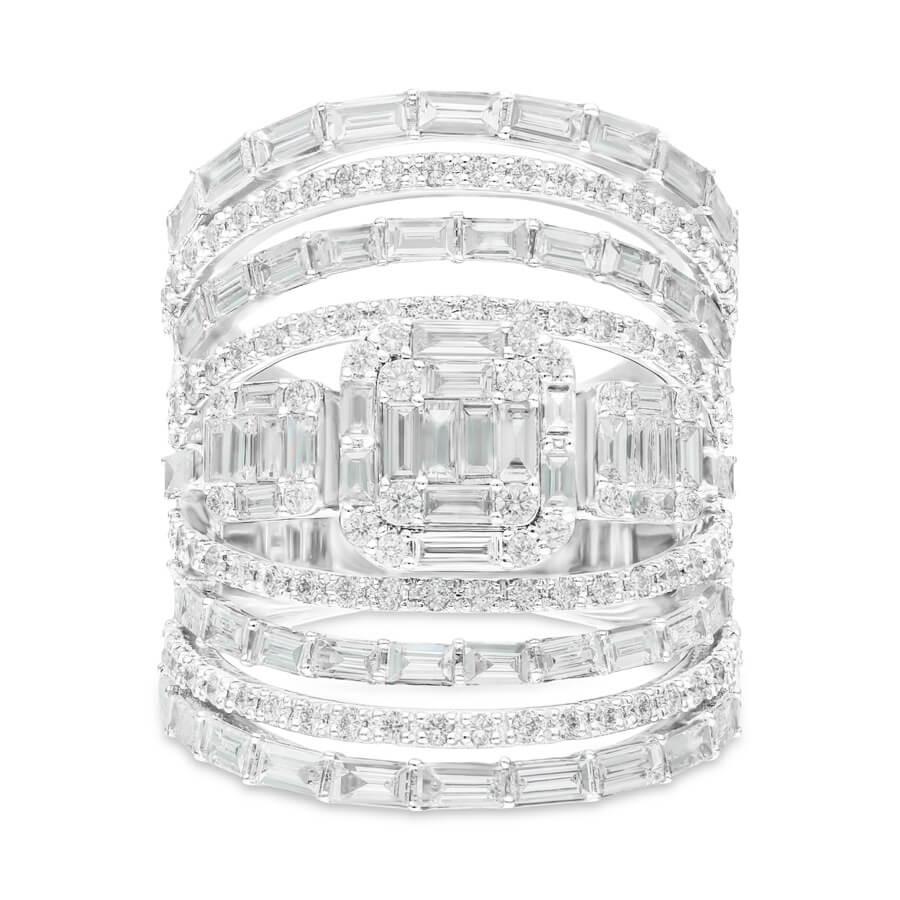 Diamond Ladies Ring JDR1414