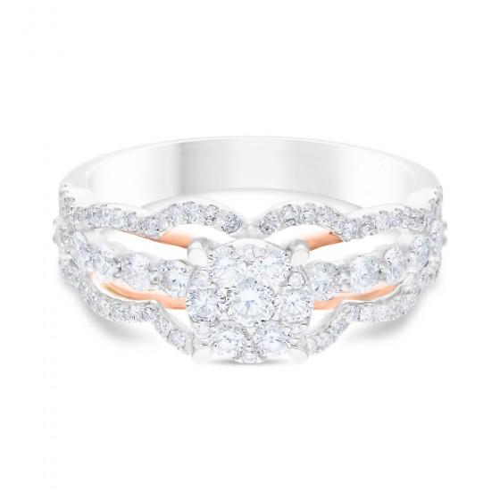 Diamond Ladies Ring JDR8045
