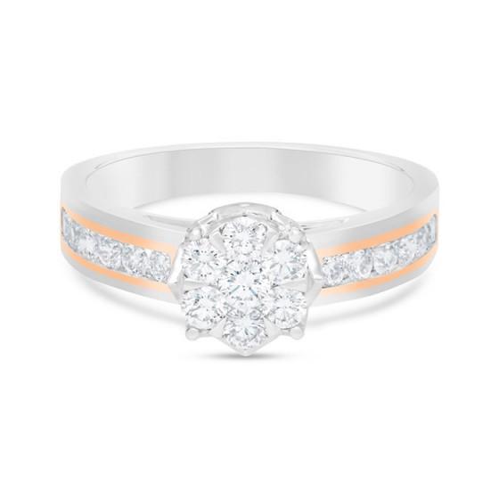 Diamond Ladies Ring JDR8060
