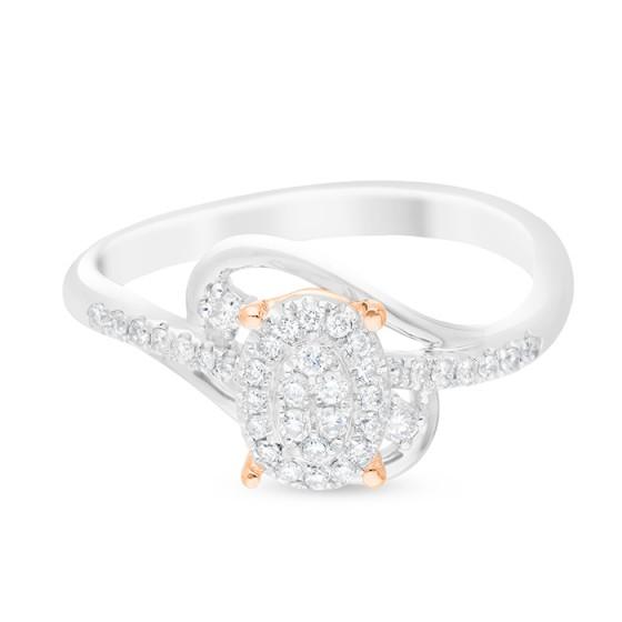 Diamond Ladies Ring JDR8077