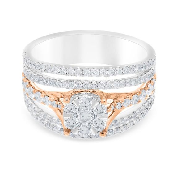Diamond Ladies Ring JDR8085