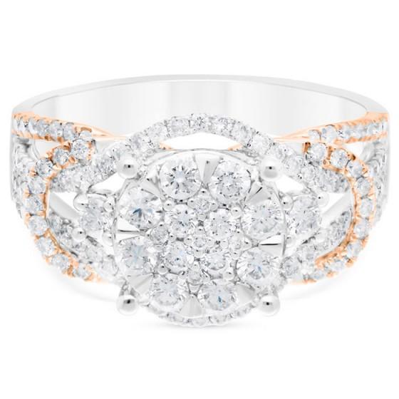 Diamond Ladies Ring JDR8088