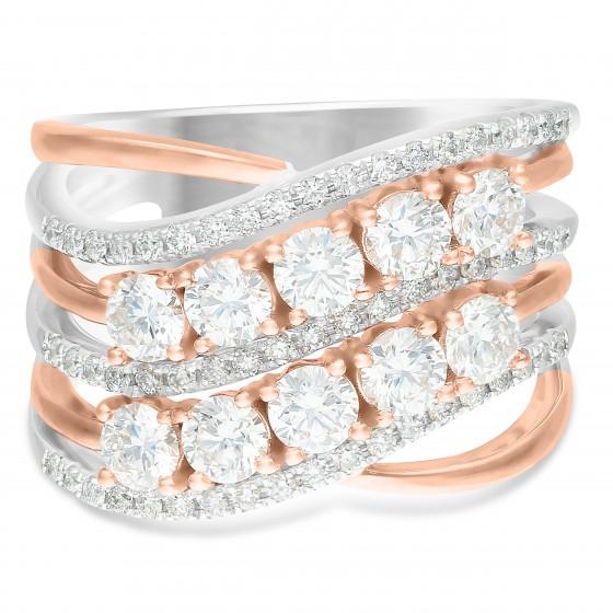 Diamond Ladies Ring JDR8124