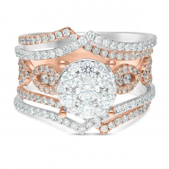 Diamond Ladies Ring JDR8135