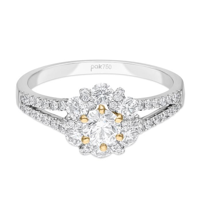 Diamond Ladies Ring MIX2CW5