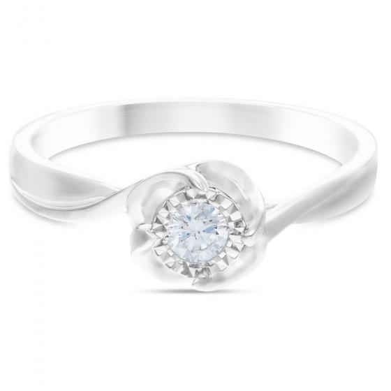 Diamond Ladies Ring R12529B-40
