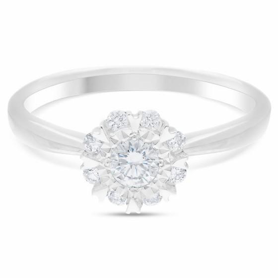 Diamond Ladies Ring R16140-50