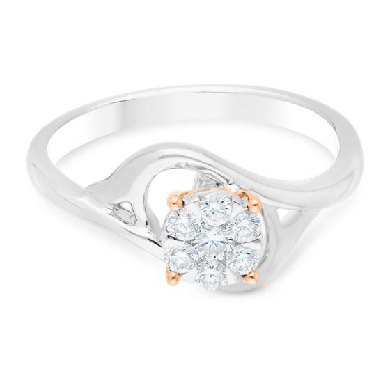 Diamond Ladies Ring R17155-70