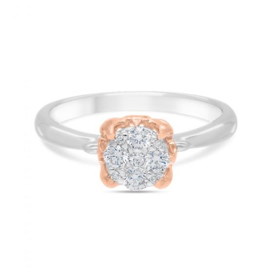 Diamond Ladies Ring R17226-75