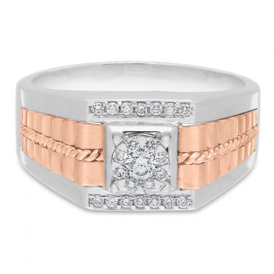 Diamond Mens Ring CPF0152
