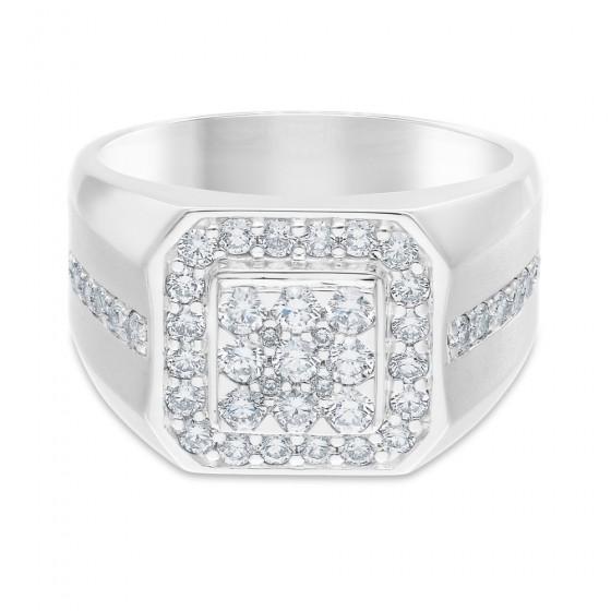 Diamond Mens Ring CPF0205