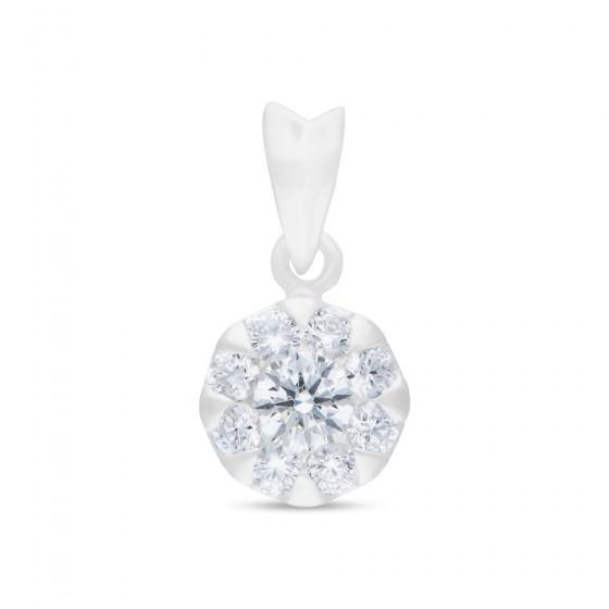 Diamond Pendant BGJ17201LW001