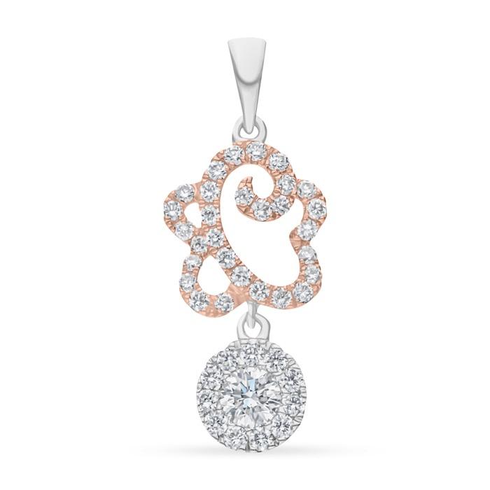 Diamond Pendant HT-C3586P+