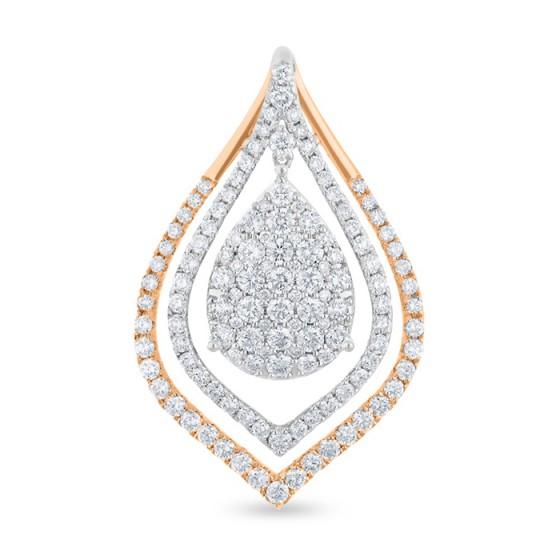 Diamond Pendant JDP8007