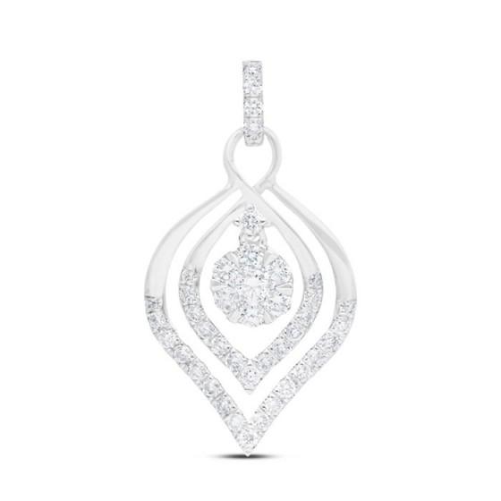 Diamond Pendant JDP8041