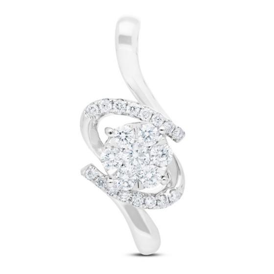 Diamond Pendant JDR8092P