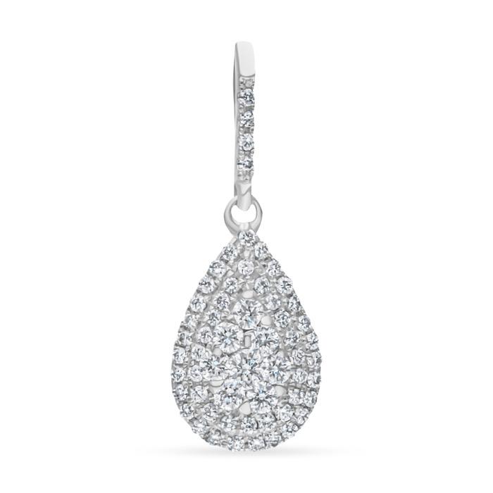 Diamond Pendant KJTLW2