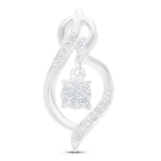 Diamond Pendant LWF0290