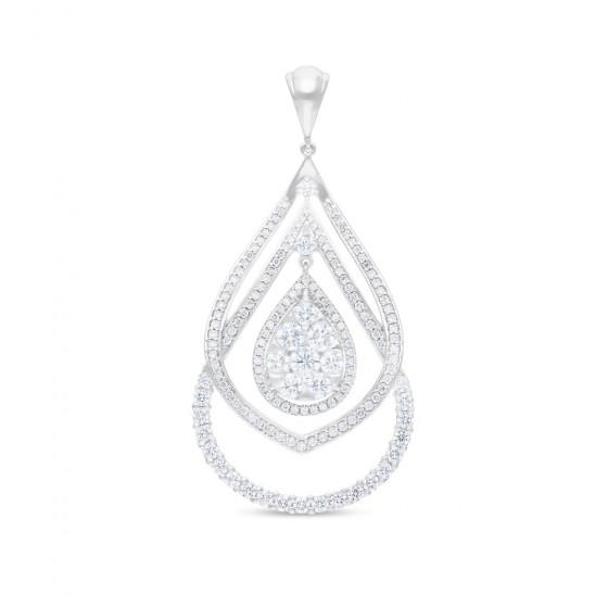 Diamond Pendant LWF0535