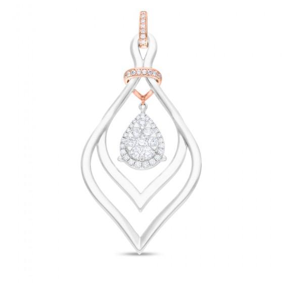 Diamond Pendant LWF0557