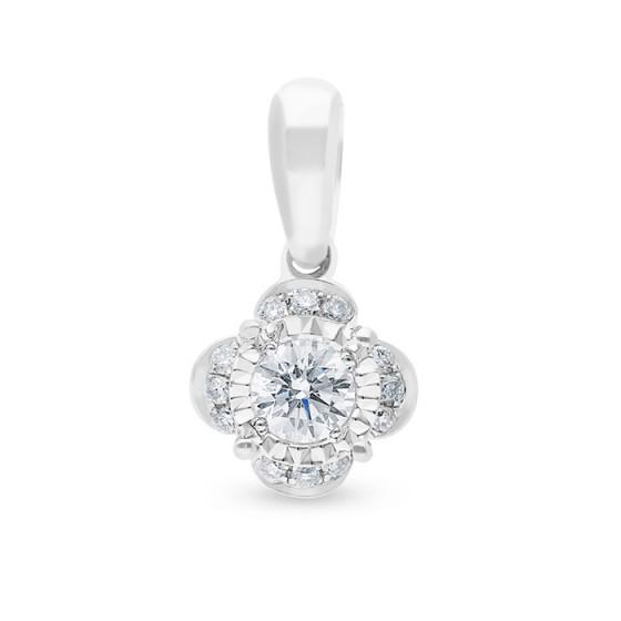 Diamond Pendant P16051-40
