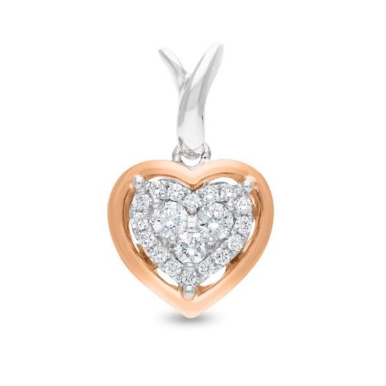 Diamond Pendant P17128