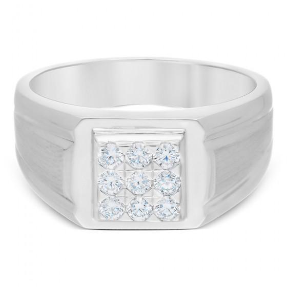 Diamond Mens Ring CPF0189