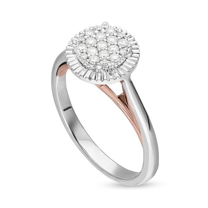Diamond Ring CWF1626
