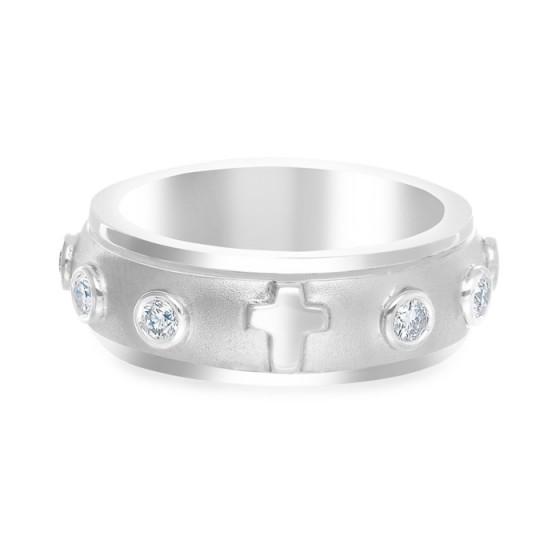 Diamond Wedding Ring CWF0130
