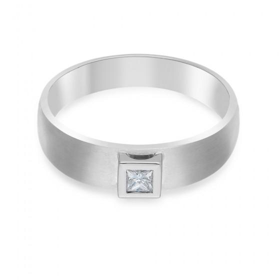 Diamond Wedding Ring FM00019