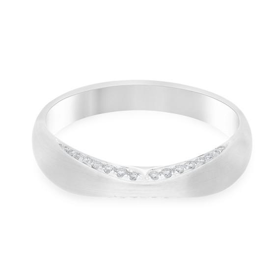 Diamond Wedding Ring QLJ0051B