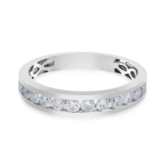 Diamond Wedding Ring SB-CR0307D