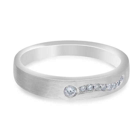 Diamond Wedding Ring SB-MR1138