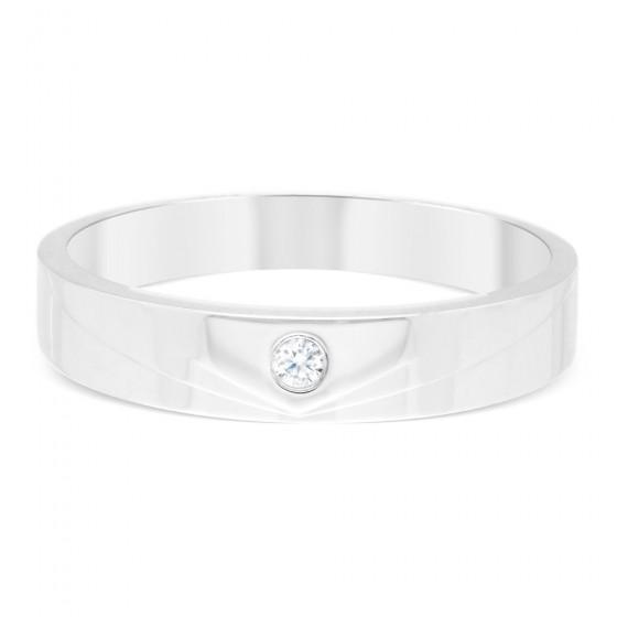 Diamond Wedding Ring ZUR17120CK008