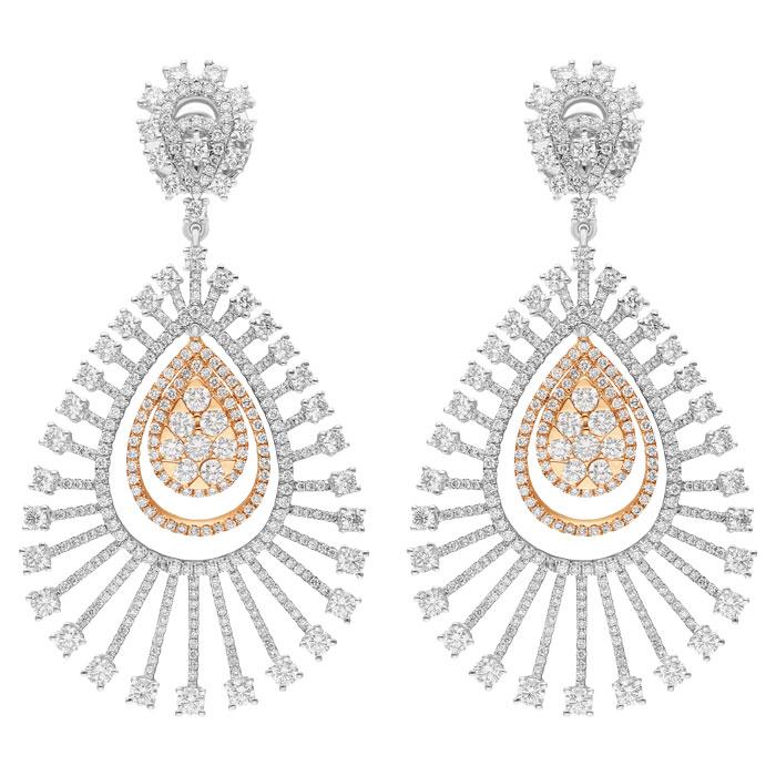 Elodie Diamond Earrings AF0878