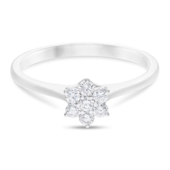 Eranthe Diamond Ladies Ring CWF1258