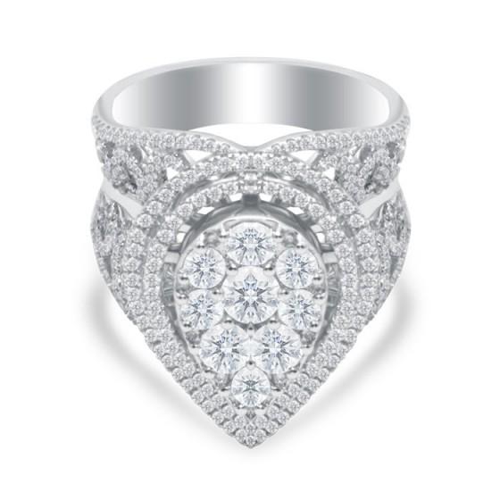 FRIENDSHIP Diamond Ladies Ring CWF0183