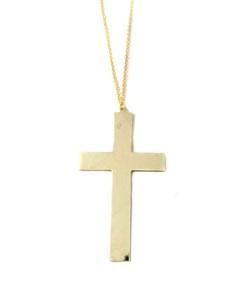 Indahnya Kalung Salib Untuk Kebaya Anda