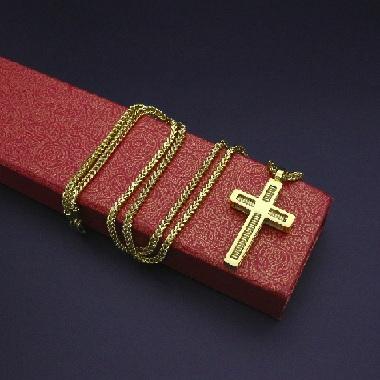 Makna Dibalik Liontin Salib Sebagai Hadiah Istimewa