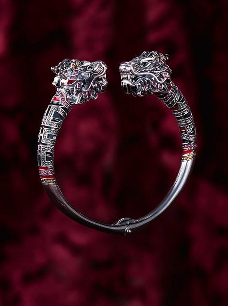 Mengangkat Tema Legenda Tiongkok, Perhiasan Ini Mulai Digandrungi Dunia