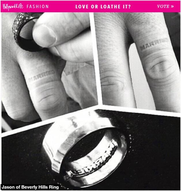 Oops, Ternyata Saat Ini Ada Cincin Kawin Anti Selingkuh!