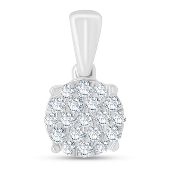 RHAPSODY Diamond Pendant LWF0350
