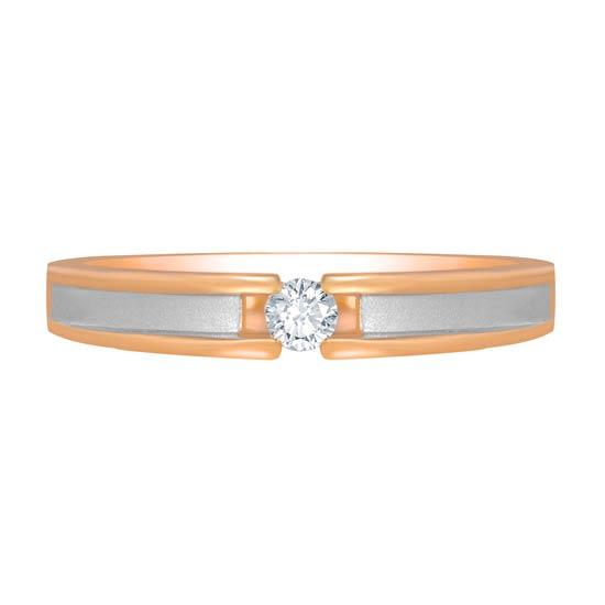 TWO OF AMITIVE Diamond Wedding Ring CKS0120